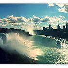 Niagara Falls Panoramic by PhilM031