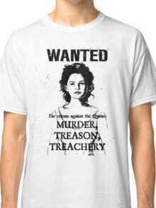 Wanted - Snow White Classic T-Shirt