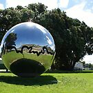 Wanganui Art Trail - Bearing by David McCracken by DeliaA