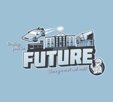Greetings from the Future! Kids Tee