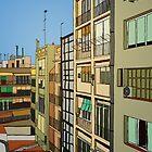 Barcelona inside by Honeyboy Martin