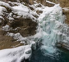 Johnston Canyon by MichaelJP