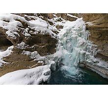 Johnston Canyon Photographic Print