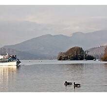 Bowness On Windermere, Miss Cumbria by Mark Battista