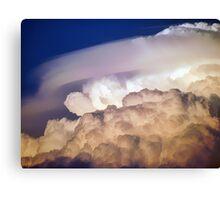 Dark Clouds 2 Canvas Print