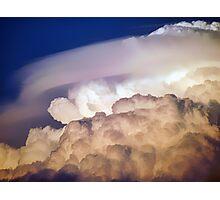Dark Clouds 2 Photographic Print