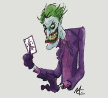 Joker Clown by Extreme-Fantasy