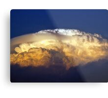 Dark Clouds 3 Metal Print