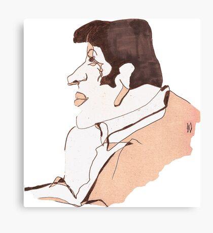 Elvis Person #9 Canvas Print