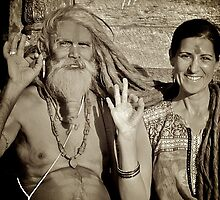 Ganga Das Baba and Me by Valerie Rosen
