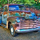 Old Chevy by Diego Re