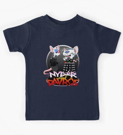 Nyder & Davros Kids Tee