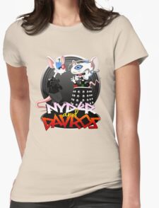 Nyder & Davros Womens Fitted T-Shirt