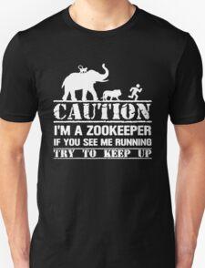 I'm a Zookeeper T-Shirt