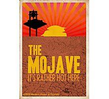 Mojave Photographic Print