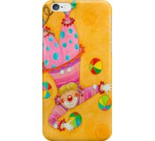 Clown Girl iPhone Case/Skin