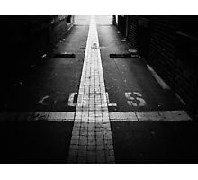 Street Level Photographic Print
