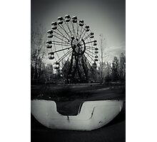 Stationary Photographic Print