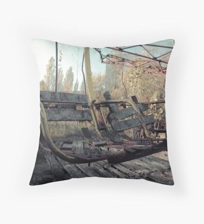 Tandem Throw Pillow