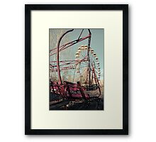 Waiting, Still Framed Print