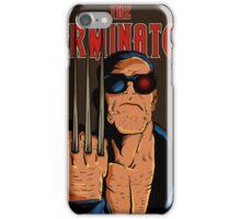 Wolverine Terminator iPhone Case/Skin