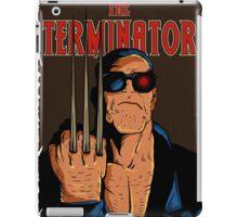 Wolverine Terminator iPad Case/Skin