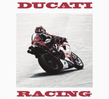 Ducati Racing by Nigel Bangert