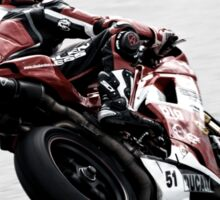 Ducati Racing Sticker