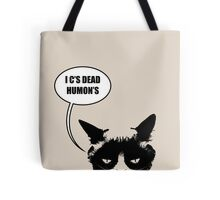 I C Dead peoples Tote Bag