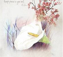 Keep peace in your soul by Maree  Clarkson