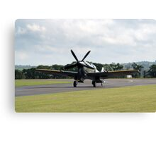 Supermarine Spitfire MKV Canvas Print