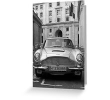 DB6 Greeting Card