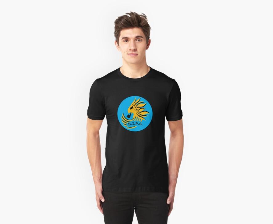 BIPS T-Shirt by velveteagle
