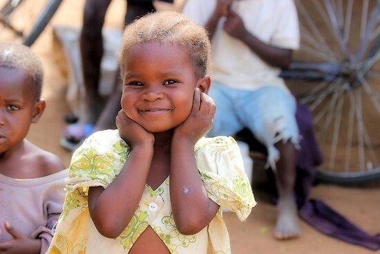 Orphan Sharon- Kasumu Kenya. by joshuatree2
