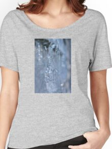 Frozen Ice Hand Women's Relaxed Fit T-Shirt