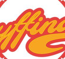 Gryffindor Baseball Style Logo Sticker