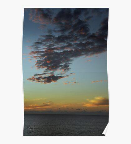Sunset - December 10, 2011 Poster