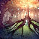 Lothlorien by Evan Raynor