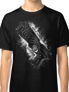 The system holds justice at gunpoint Classic T-Shirt
