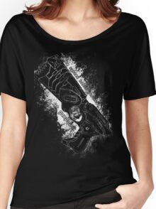 The system holds justice at gunpoint Women's Relaxed Fit T-Shirt