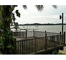sea view Photographic Print
