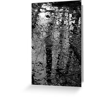 Weland Reflections 2 Greeting Card