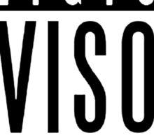 Religious Advisory Sticker