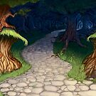 Into the Woods by Evan Raynor