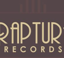 Rapture Records Sticker
