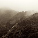Japan Landscape 01 - Sepia by shadow2