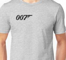 007 spectre logo Unisex T-Shirt