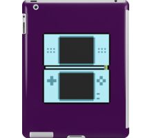 Nintendo Ds Blue iPad Case/Skin