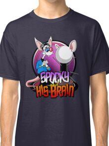 Spocky & His Brain Classic T-Shirt