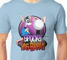 Spocky & His Brain Unisex T-Shirt